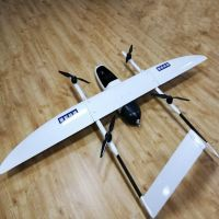 VTOL fixed wing UAV drone vertical take-off and landing uav drone with camera helicopter