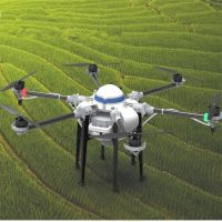 6-rotor 10L drone agriculture pesticides spraying machine drone sprayer Agricultural spraying drone
