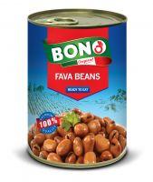 Foul Medammas / Fava Beans 24x400g (Easy Open / Normal Lid)