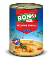 Hommos Tahina 24x400g - Easy Open