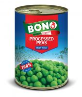 Processed Peas 24x400g (Easy Open / Normal Lid)