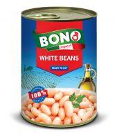White Beans 24x400g (Easy Open / Normal Lid)