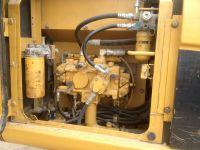 Original Japan Cat 315D Excavator, Cat 15 Tons Excavator 315D