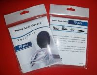 toilet seat cover travel pack