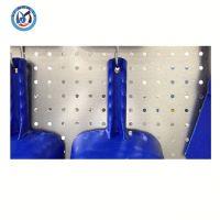 Metal Furniture Display Pegboard Rack Tool Board Panel