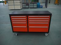Metal Roller Cabinet Storage Tool Cabinets with Wheels
