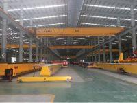 hot sell low price high qulity european overhead double bridge girder crane