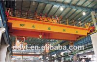 hot sell low price high qulity european overhead double bridge girder crane