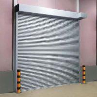 China manufacturer of galvnaized steel / GI rolling shutter door