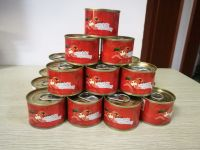 High Quality Canned Tomato Paste, 70g, 140g, 210g...