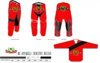 Motocross Pant Custom Design