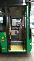 TEPKOS Pneumatic swing in bus door merchanism for YUTONG city bus