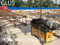 25mm rebar connecting for Hainan Sanya reconstruction project parallel threaded rebar coupler