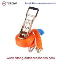 50MM Extra Long Ratchet Lashing Belt Ratchet tie down straps