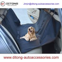 Large Size Polyester Waterproof Pet Seat Cover