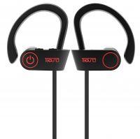 TSOUND Best Headphones Wireless Sports Earphone IPX7 Waterproof HD Sweatproof in Ear Earbuds for Gym Running Workout 8 Hour Battery