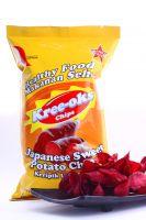 Purple Sweet Potato Chips