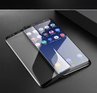 High quality oem 9H 3D screen protector for S8/S8+
