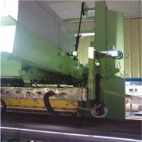 Medium frequency induction annealing equipment for ERW tube