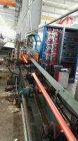 induction heating production line for steel bar