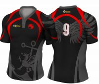 Sublimated Rugby Team Shirts & Uniform