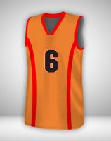 Sublimated Running Top