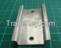 DIN RAIL Bracket, stainless