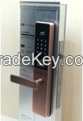 intelligent electronic door lock