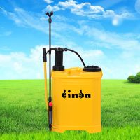 16L Cheap Agriculture Manual Plasitc Knapsack Sprayer