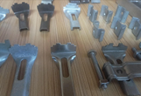 Clips and Fasteners for steel grating, steel structure, bolts and nuts by stainless steel or HDG carbon steel