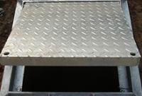Hot Dip Galvanized Steel grating-Civil usage