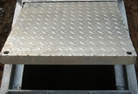 Trench Covers, Sewer Covers, Drainage Covers, Manhole Covers, Steel or Iron