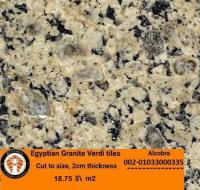 Granite Verdi tiles