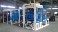 QT8-15 Full-automatic concrete block making machine
