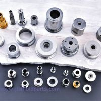 Precision Tungsten Carbide Mold Components made to customers' drawing