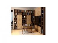 3D Digital High Gloss UV bookcases