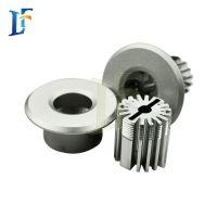 Die casting aluminum LED light fixture