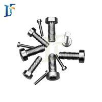 Precision Titanium Screw