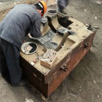 Sand casting parts