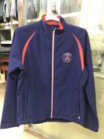 Softshell jacket coach wear teamwear sports uniform outerwear function breathable