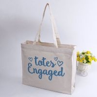 customized tote cotton bags