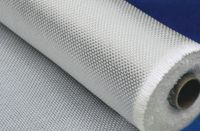 Fiberglass plain woven roving for FRP products