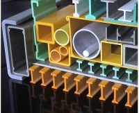 FRP GRP profile, fiberglass pultruded profiles, FRP pultrusion