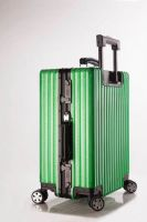 Fashionable popular carbon fiber suitcase luggage shell surface