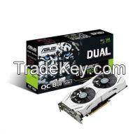 New In Stock ASUS GeForce GTX 1070-DUAL-OC 8GB GDDR5 Graphics Card DUAL GTX1070-O8G