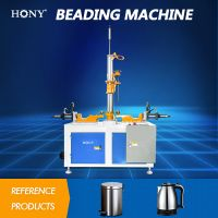 Semi-automatic pressing trimming beading Machine for Electric Kettle