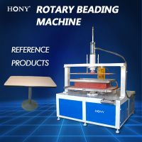 edge  rolling machine for abnormal shape