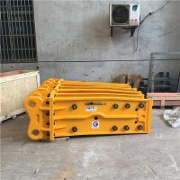 Road construction equipment excavator hydraulic rock breaker hammer