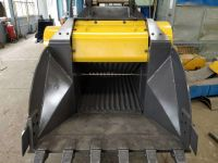 Construction machinery parts excavator bucket crusher