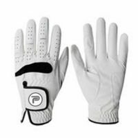 Customized Professional Quality Golf Gloves Made Of Premium Grade AA Cabretta Leather